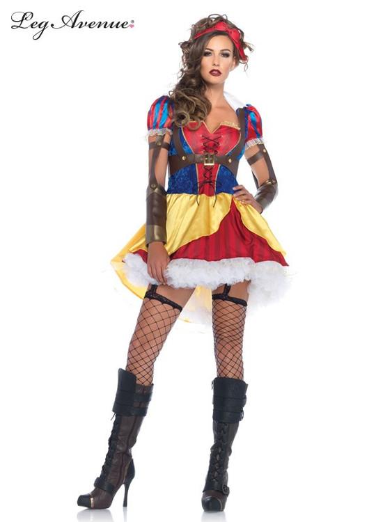 Snow White Rebel Womens Costume
