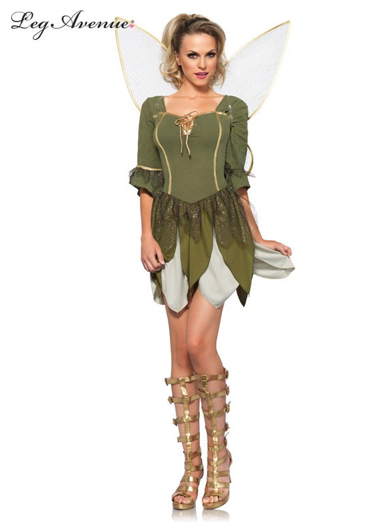 Tinkerbell Rebel Womens Costume