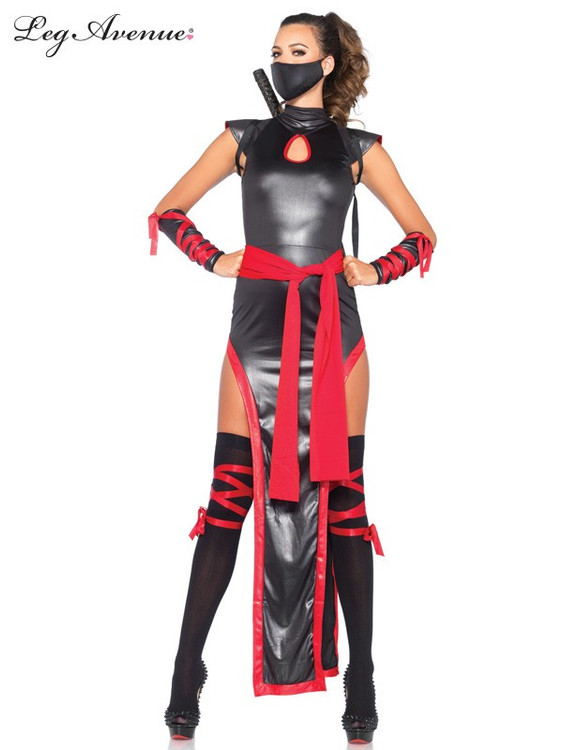 Shadow Ninja Womens Costume