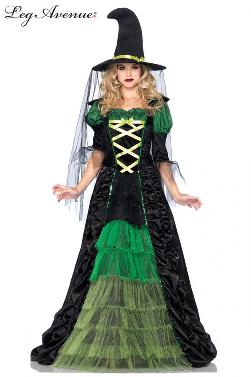 Witch Storybook Womens Costume