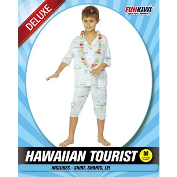 Hawaii Boys Costume