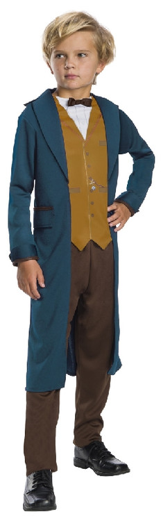 Harry Potter Newt Scamander Kids Costume