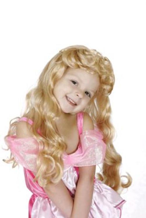 Sleeping Beauty Child's Wig