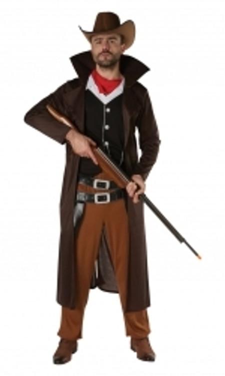 Cowboy Gun Slinger Adult Costume