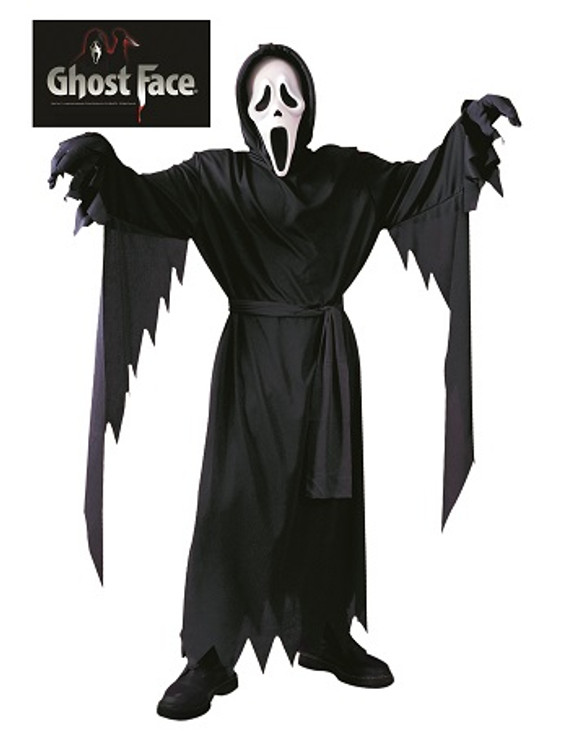Scream Ghost Face Teen Costume