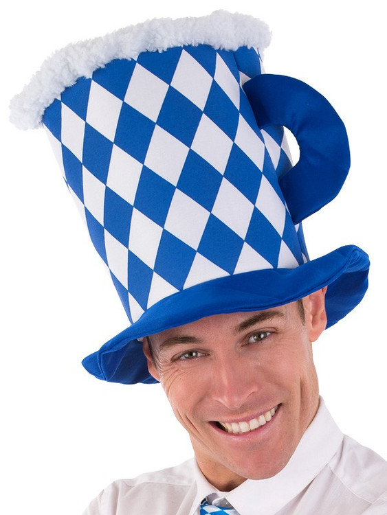 Oktoberfest Beer Mug Hat