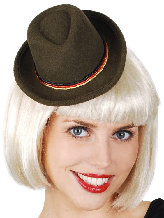 Oktoberfest Mini Hat