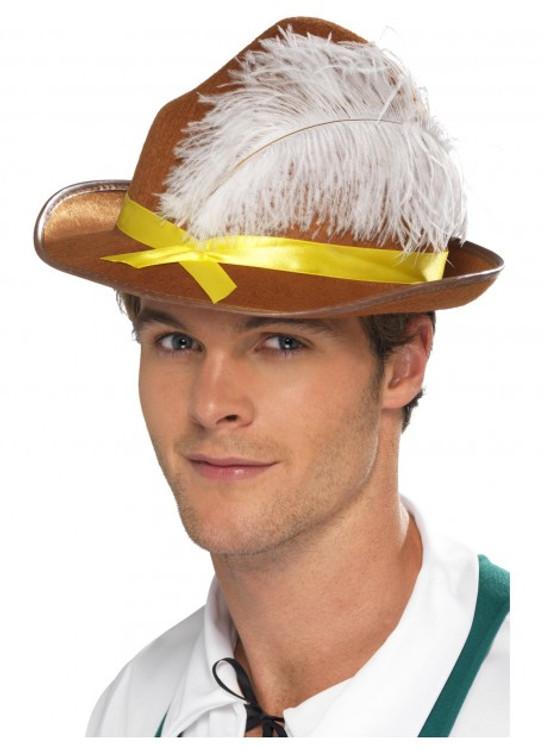 Oktoberfest Barvarian Hat