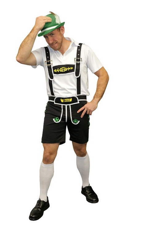 Oktoberfest Beer Man Costume