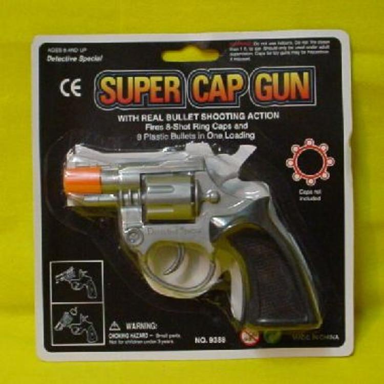 Gun Cap Short Nose