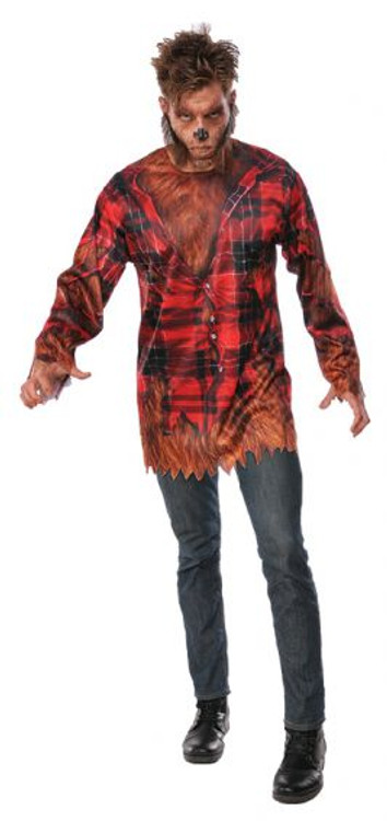 Werewolf  Mens Costume