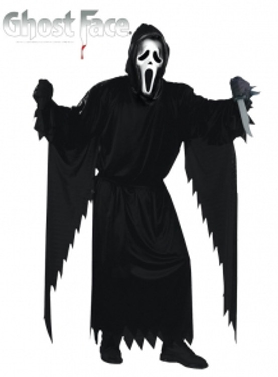 Scream Ghost Face Costume - Adult