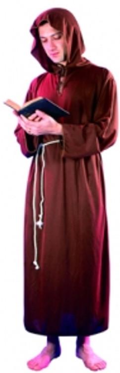 Monk - Adult - Medium