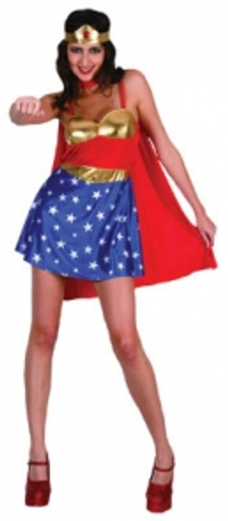 Super Woman - Adult - Medium