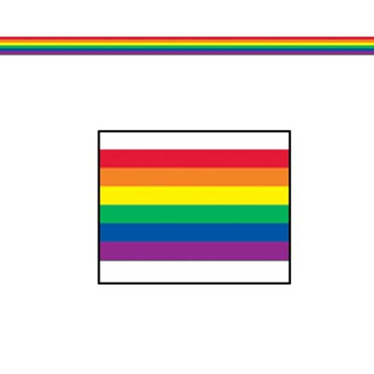 Rainbow Decorating Tape