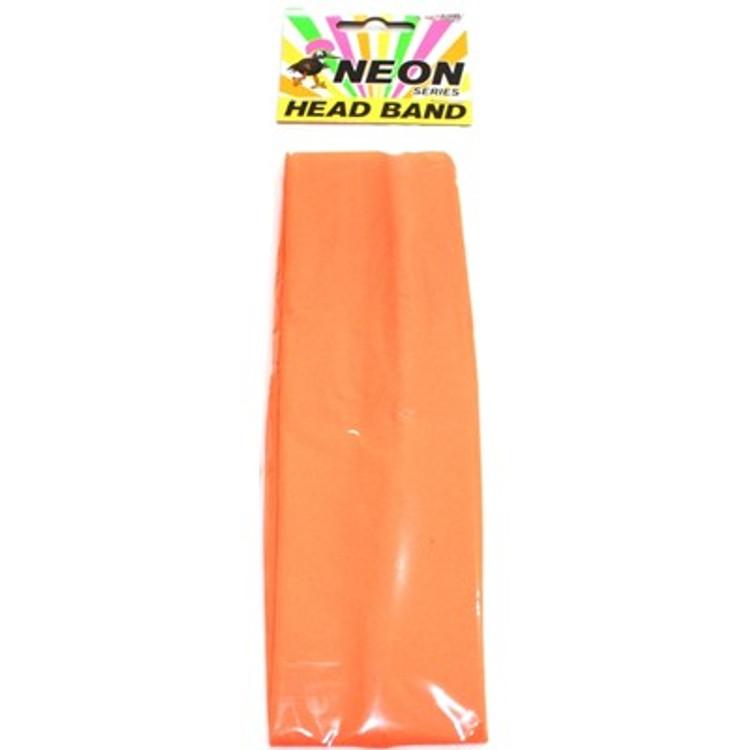 Headband Neon Orange