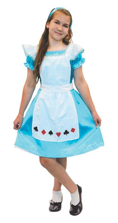 Alice in Wonderland Tween Girls Costume  sc 1 st  Costume Direct & Alice in Wonderland Costumes | Alice in Wonderland Costumes Australia