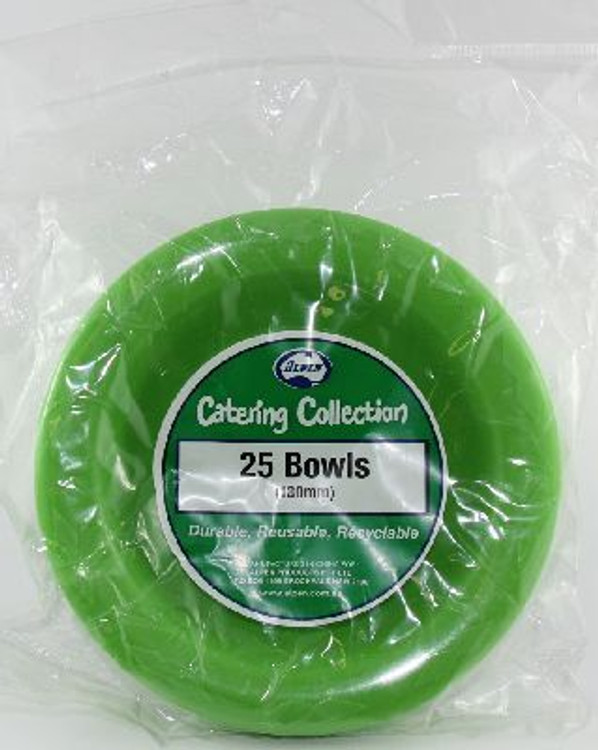 Bowl - Green Lime 180mm