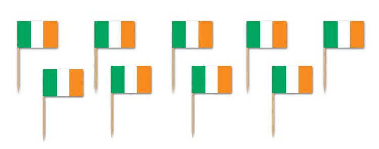 Irish - Toothpicks