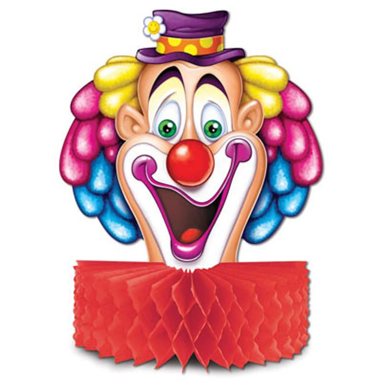 Circus Clown Centrepiece