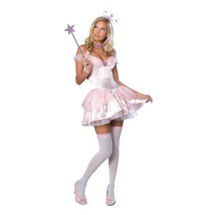 Glinda Wizard of OZ Sexy Womens Costume