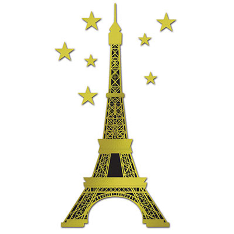 French Eiffel Tower Jointed