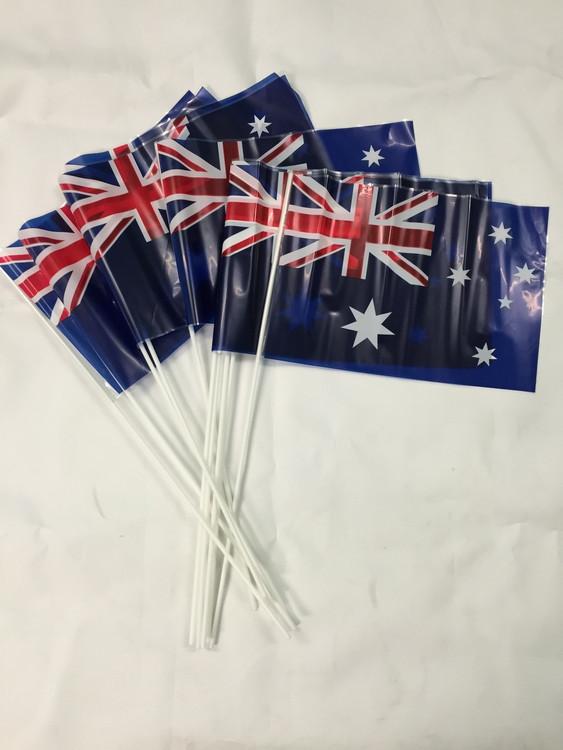 Flag Australian Hand Waver