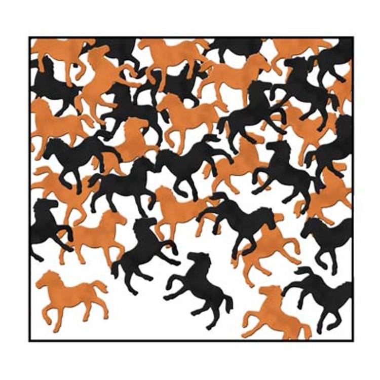 Horse Fanci Fetti Scatters