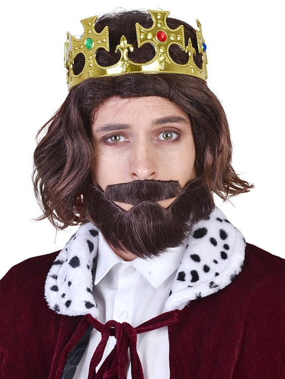King Richard Wig Set