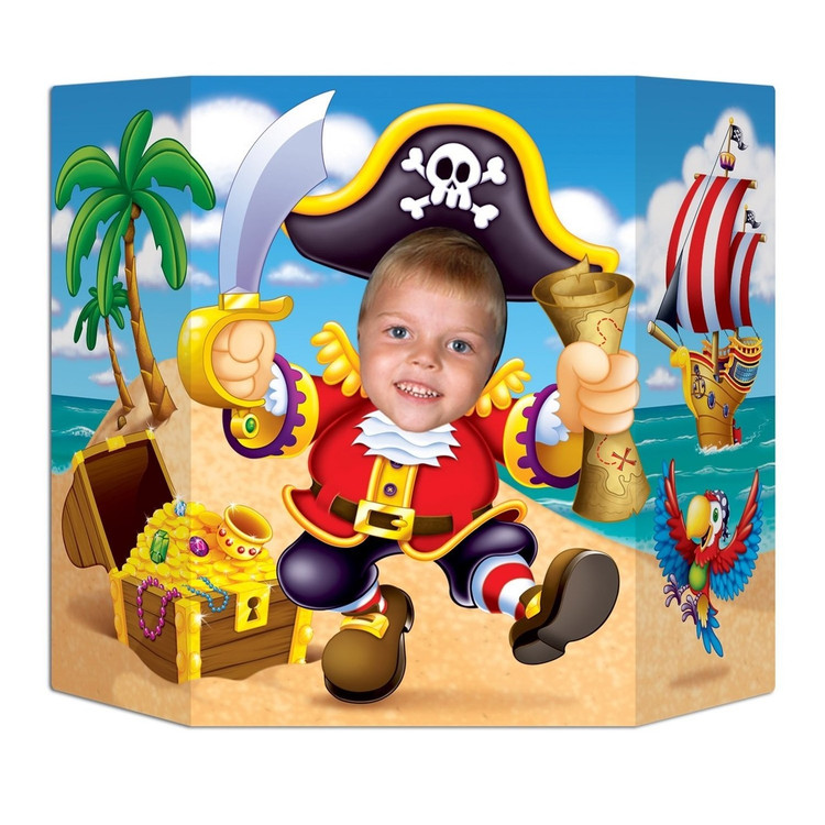 Pirate Photo Prop