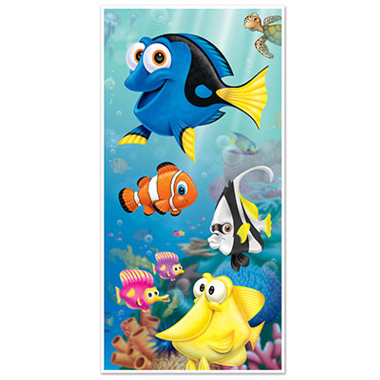 Under Sea Door Cover