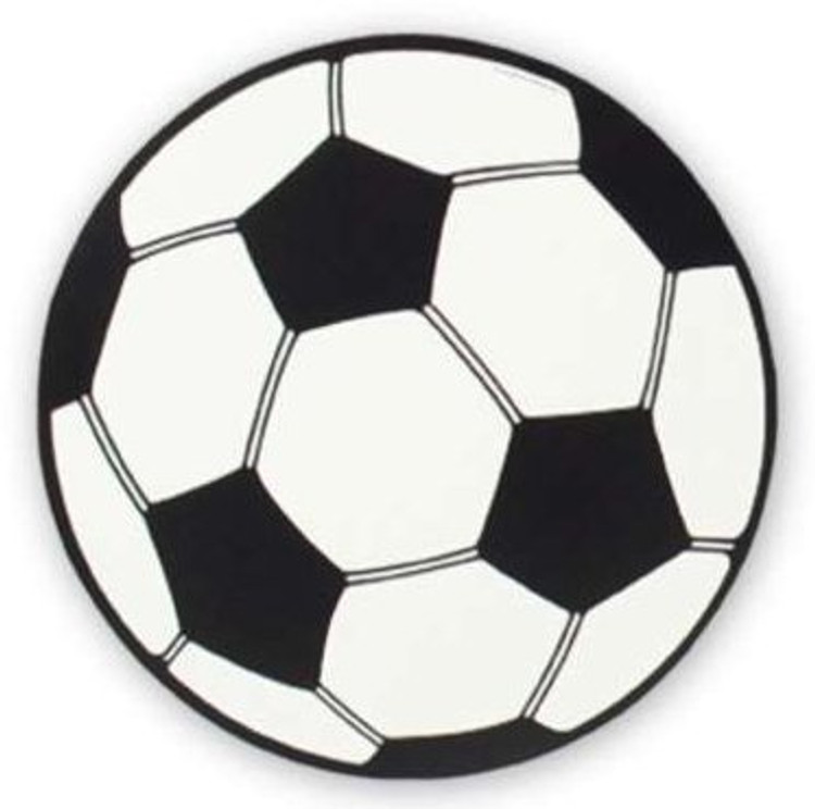 Soccer Ball Cut Out