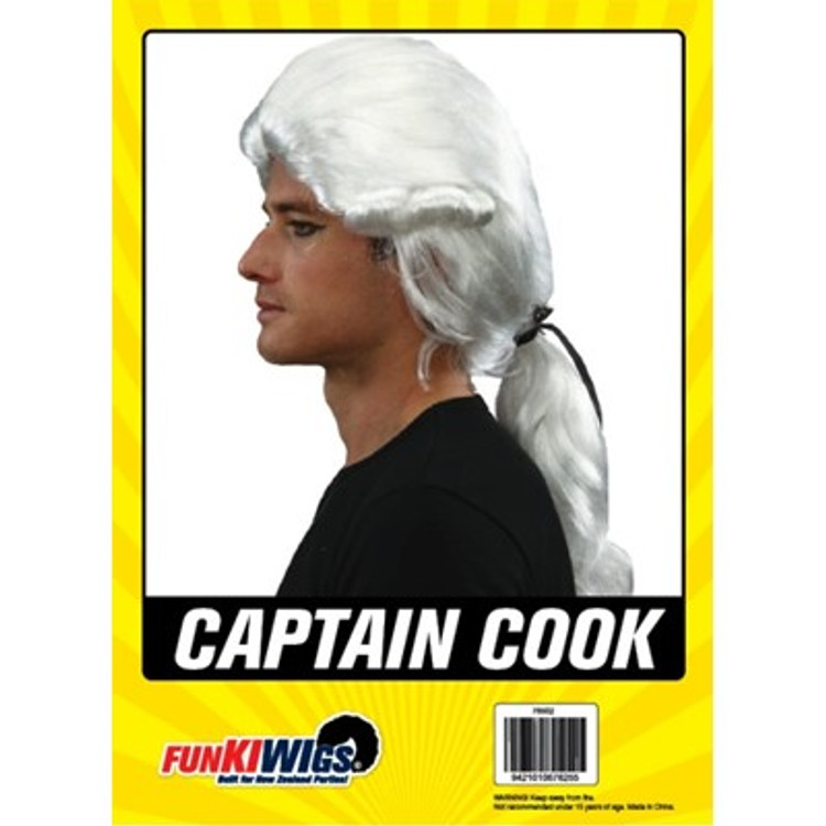 Captain Cook Wig