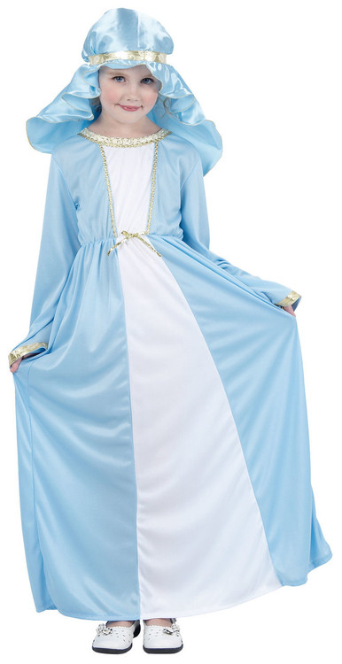 Mary Nativity Child Costume