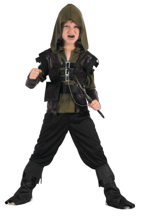 Hunter Boy Childs Costume