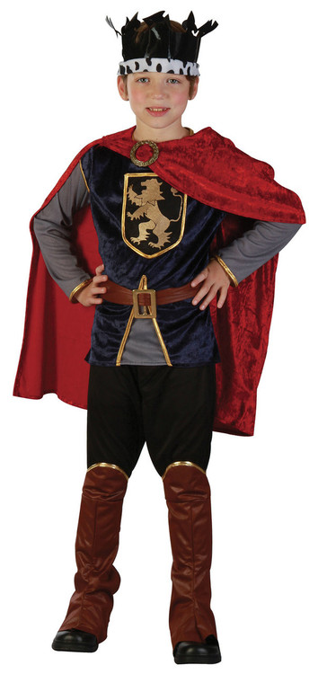 King Childs Costume