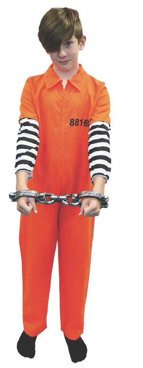 Prisoner Tween Costume