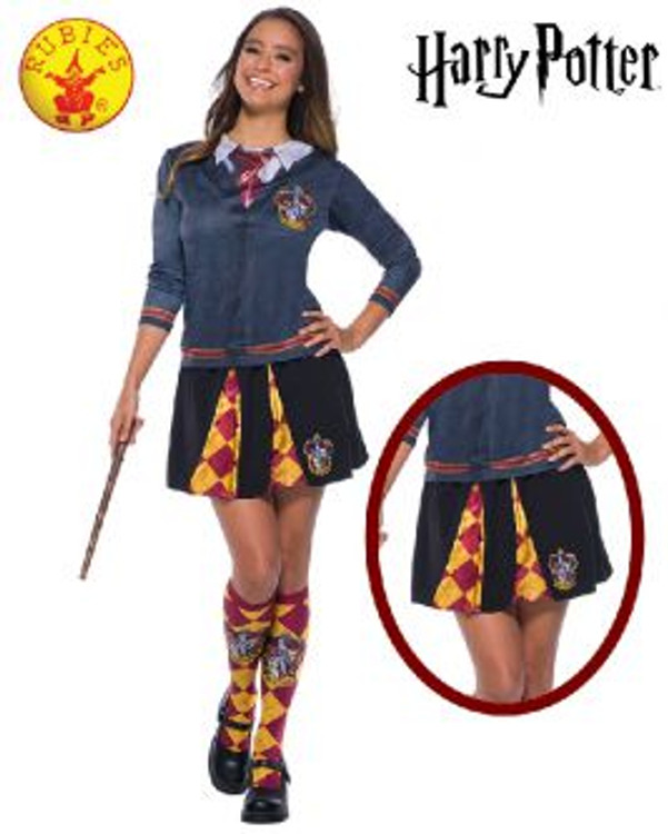 Harry Potter Gryffindor Skirt