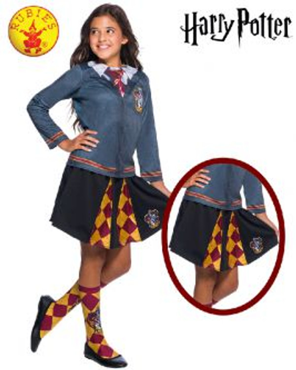 Harry Potter Gryffindor Child Skirt