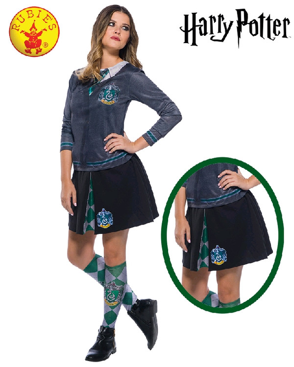 Harry Potter Slytherin Adult Skirt