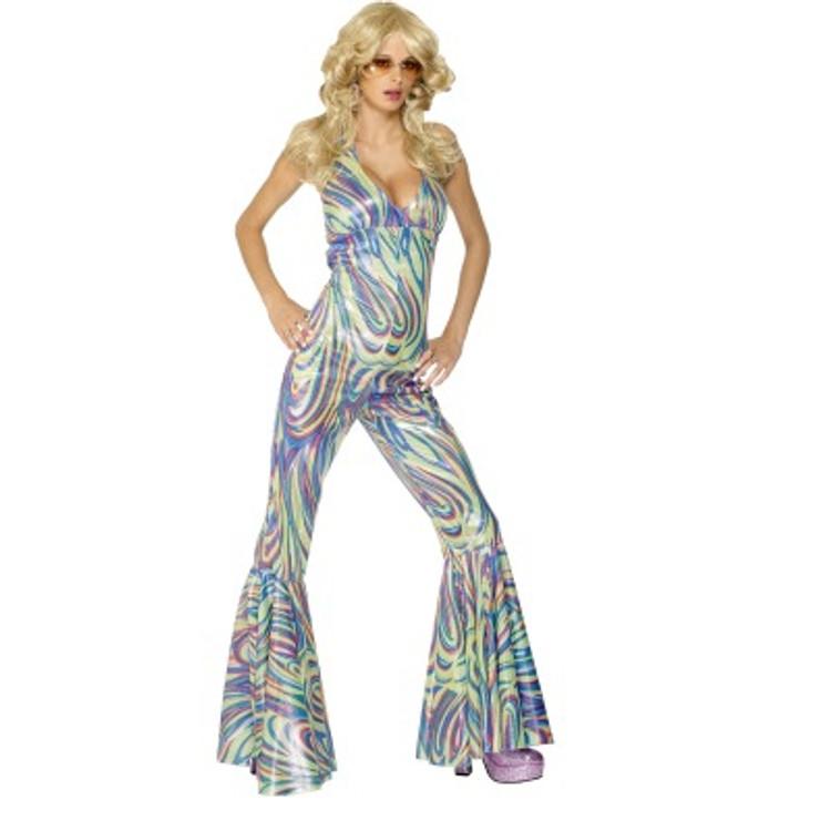 Dancing Queen 70's Womens Costume