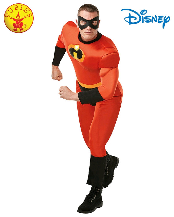 The Incredibles 2 - Mr Incredible Mens Costume