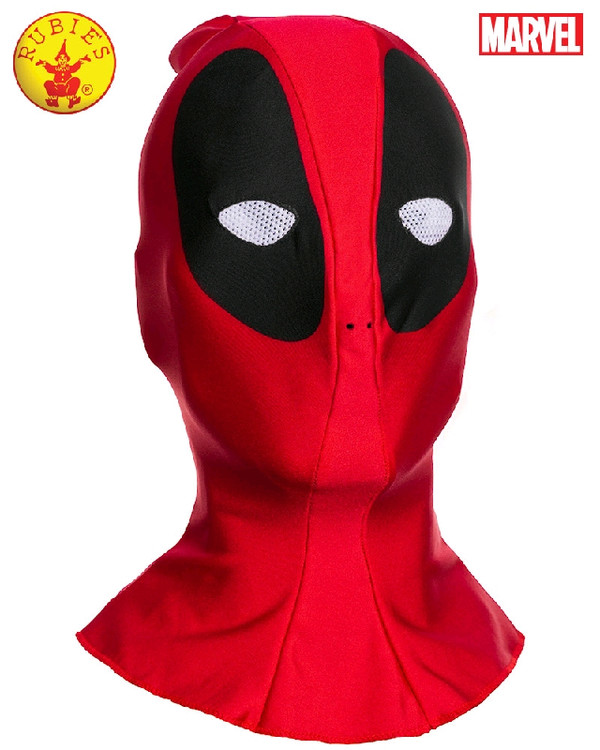 Deadpool Fabric Mask