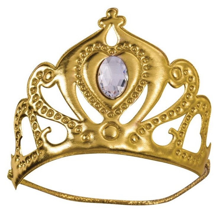 Tiara Soft Gold Child