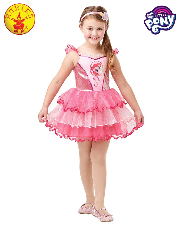 My Little Pony Pinkie Pie Premium Girls Costume