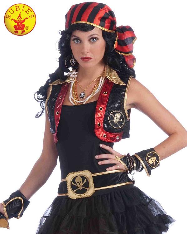 Buccaneer Beauty Bolero Women's Vest