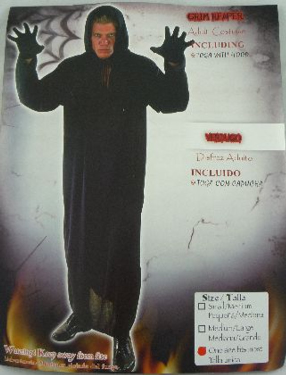 Grim Reaper Adults Costume