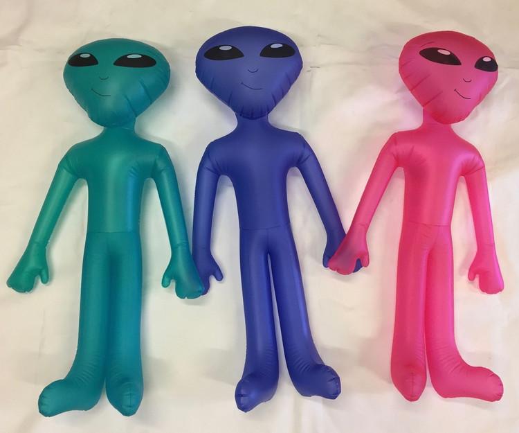 """Inflatable Alien 34"""""""