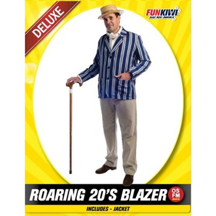 1920's Roaring 20's Blazer Mens Costume