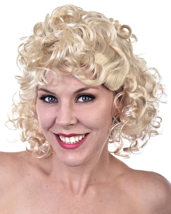 Grease Bad Sandy Wig